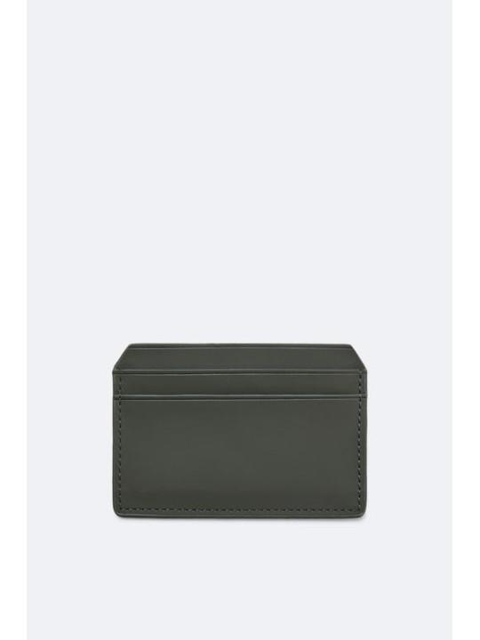Rains Card Holder Green
