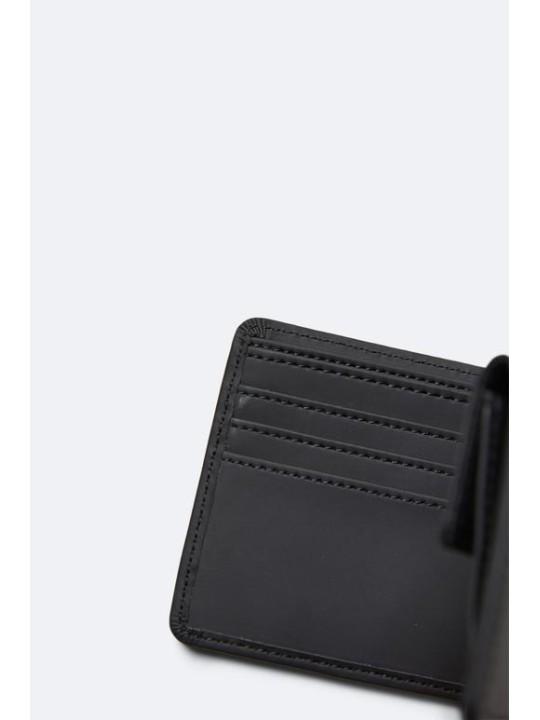 Rains Folded Wallet Black