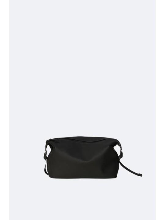 Rains Weekend Wash Bag Black