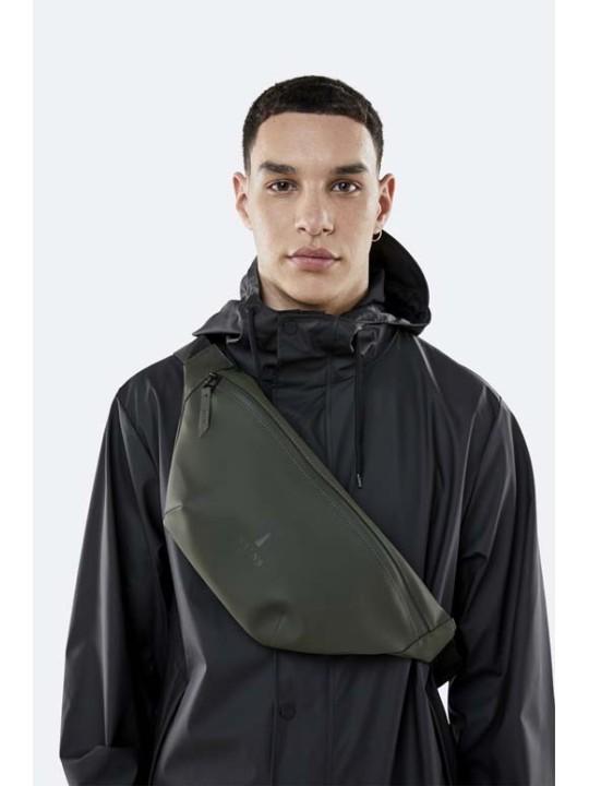 Rains Bum Bag Green