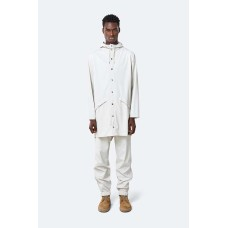 Rains Long Jacket Off White