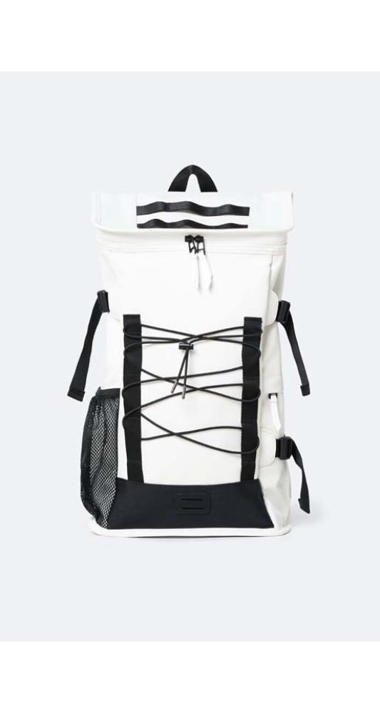 Rains Mountaineer Bag Off White