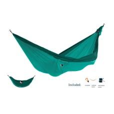 Ultimate Double Hammock Turquoise/Emerald Green