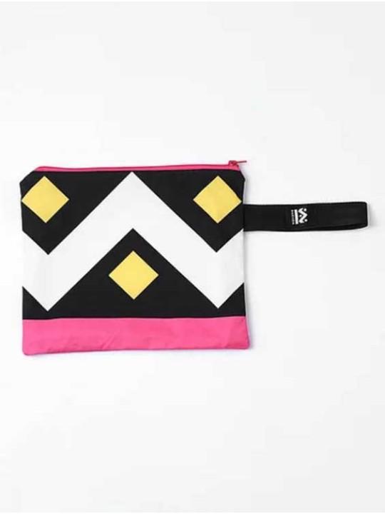 Handmade Bag - SquareW-Monogram Color