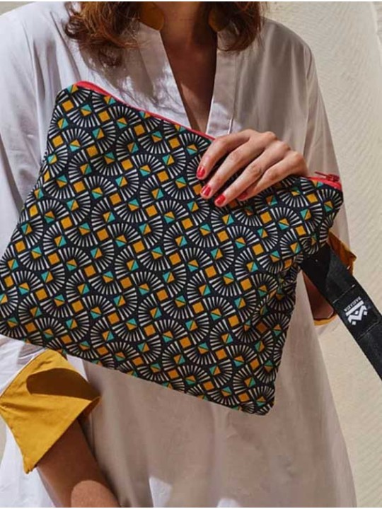 Handmade Bag - Square W - Salala