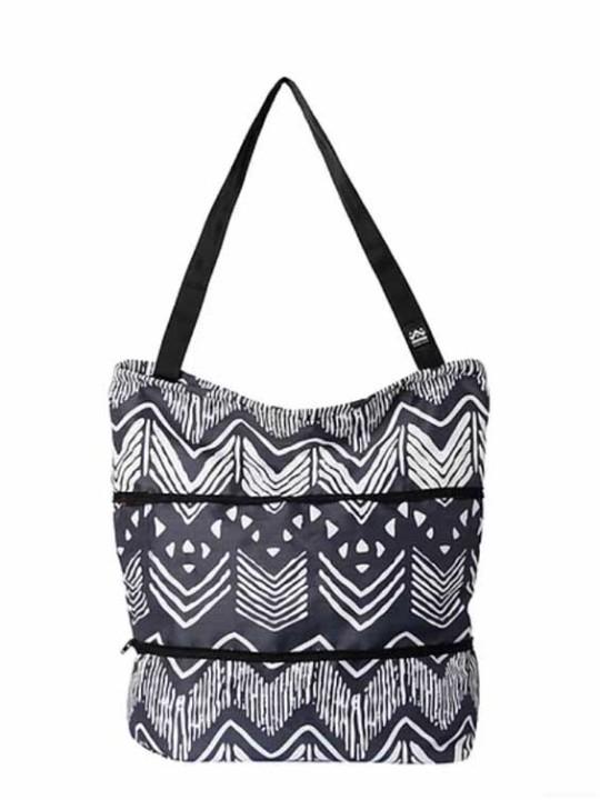 Handmade Tote Bag  - Square 2B - Mama Africa