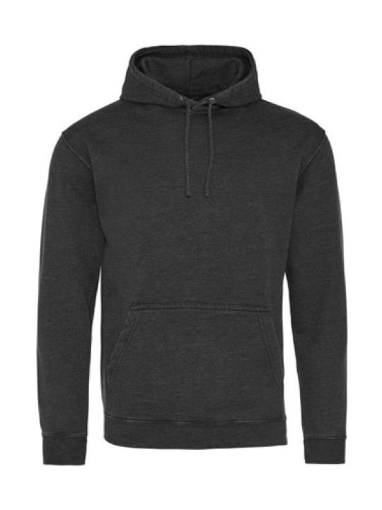 All We Do Hooded Washed Jet Black