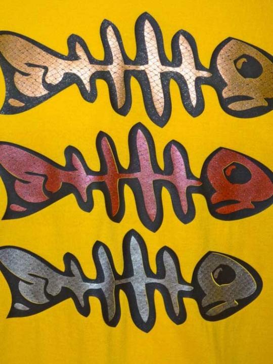 3 Fishbones