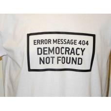 Democracy Not Found