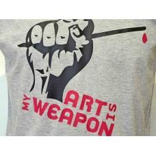 Art Is My Weapon