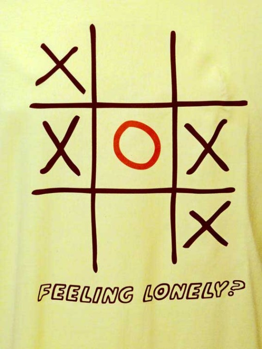 Feeling Lonely?