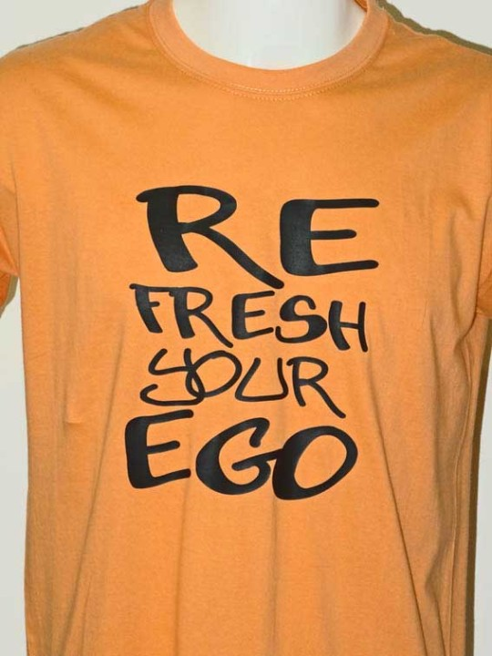 Refresh Your Ego