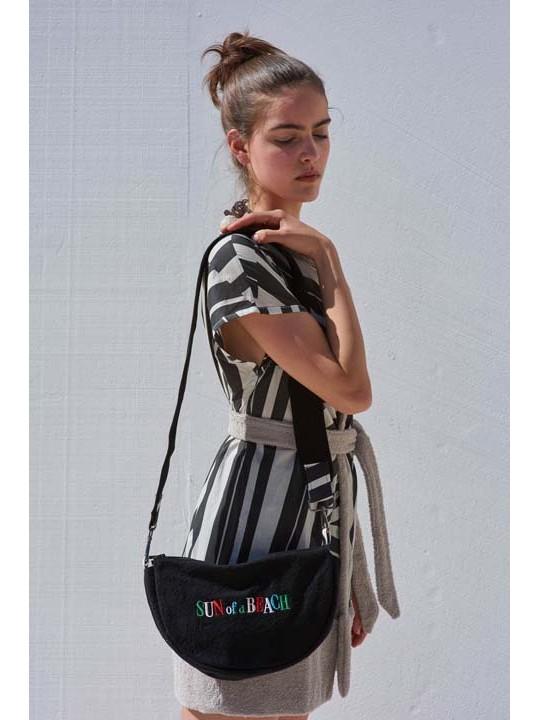 Cross-Body Bag Just Black
