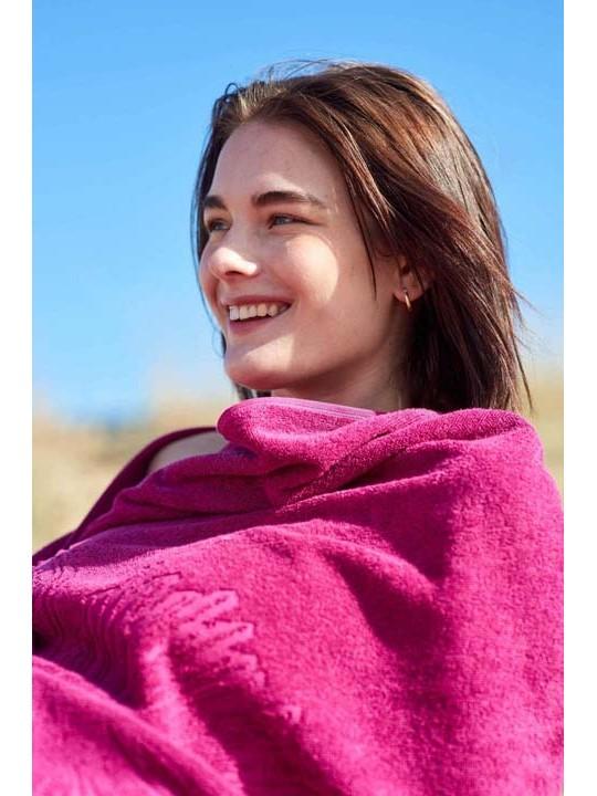 Monochrome Beach Towel Just Cherry