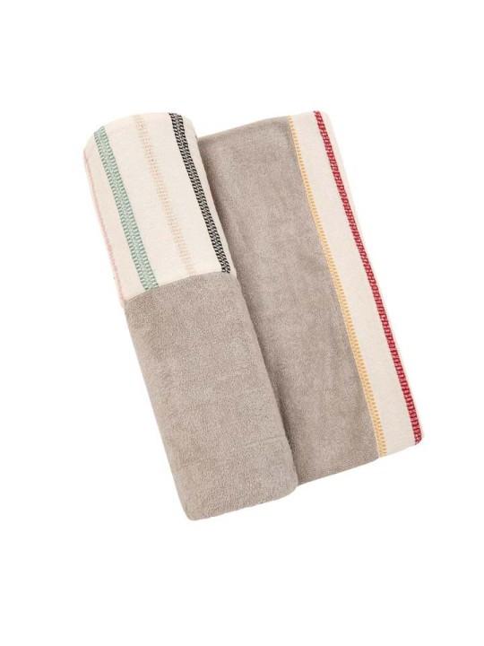 Head 2 Toe Beach Towel Symi Greise