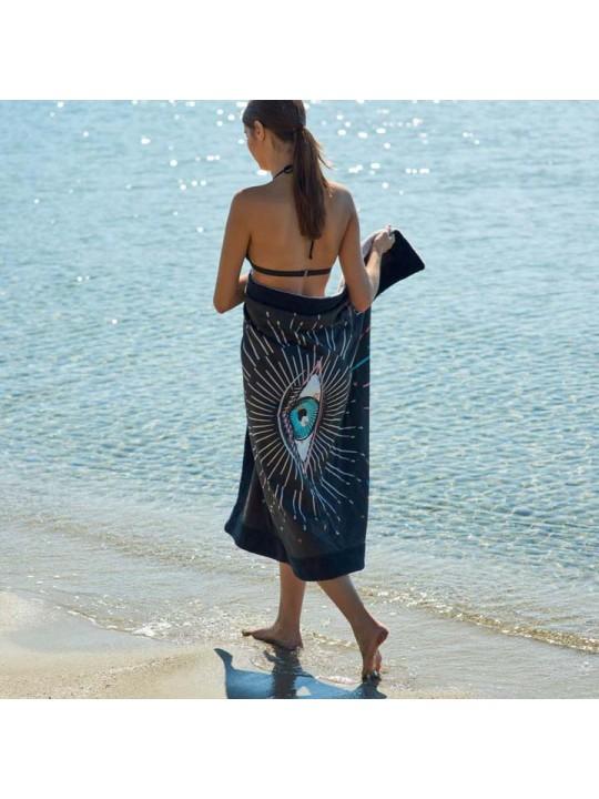 Signature Beach Towel Mystic Eye