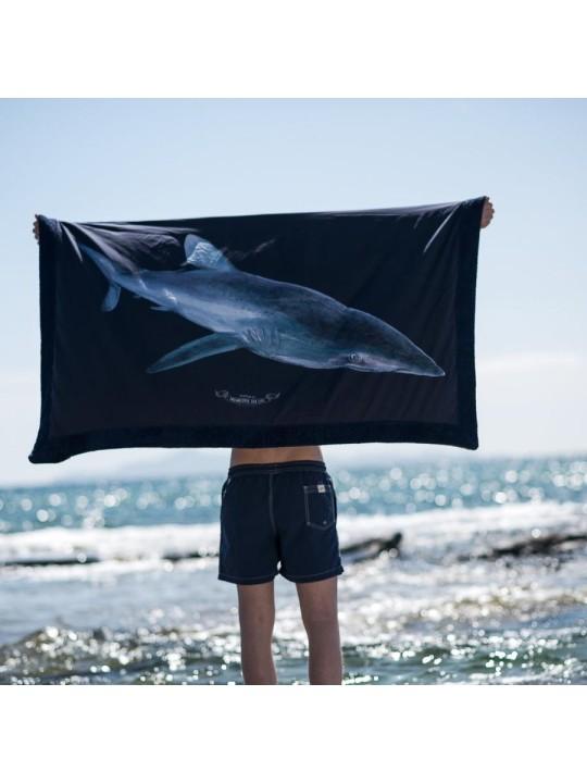 Signature Beach Towel WWF Shark