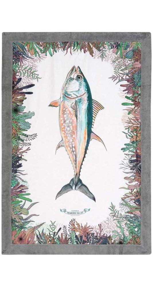 Signature Beach Towel WWF Tuna